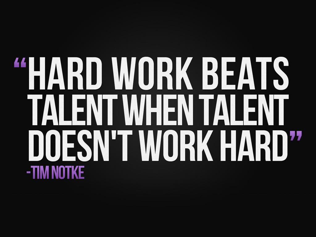 hard-werken